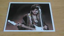 Jimi Hendrix Little Wing Flexi Picture Disc Postcard Poland