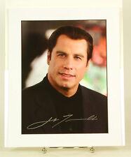 John Travolta Autograph Signed photo With COA