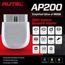 Autel MaxiAP AP200 Auto OBD2 Full-System Diagnostic Interface Bluetooth Adapter