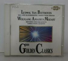 CLASSIQUE - Beethoven Sonates pour piano - Mozart String quartet - 2 CD - Pilz
