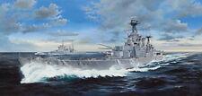 1/200 BATEAU HMS  HOOD   TRUMPETER  3710  BELGIE MONDIALRELAY 15€
