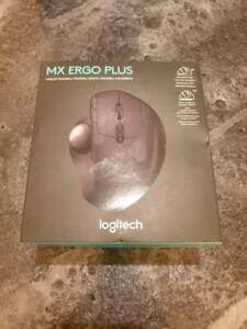 Logitech MX Ergo Plus Wireless Trackball Mouse wAdjustable Hinge 910-005178 NEW