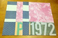 Scrapbook/Cardmaking Paper Pack - 8 Sheets - 4 Designs - 15x15cm - Pack126