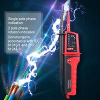 Digital LED AC/DC Electric Power Voltage Tester Volt Pen Detector Sensor 0-690V
