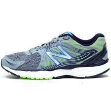 NEW BALANCE 680v4 Men's Running Track Shoes Athletic Sneakers Grey NEW Size 9 D
