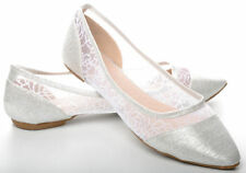 Unbranded Floral Synthetic Flats for Women