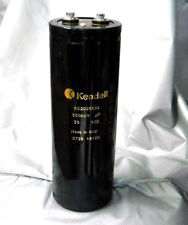 Electrolityc Capacitor 560000uF (0,56 Farad) 35V 85°C (Screw) KENDEIL