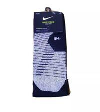Nike Grip Strike OTC Knee High Black Soccer Socks SX6938-011 Men's Size 14-16