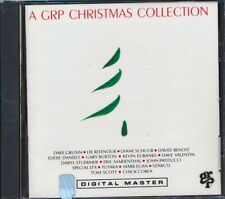 SEALED NEW CD Dave Grusin, Lee Ritenour, Dianne Schuur, Etc. - A GRP Christmas C