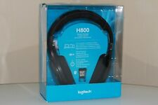 Authentic Logitech H800 Bluetooth Wireless Headset (981-000337) Brand New