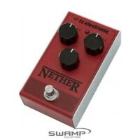 TC Electronic Nether Octaver Vintage Analog Guitar Bass Effects Pedal