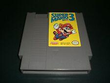 Super Mario Bros. 3 (Nintendo NES) Great Condition