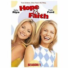 Hope and Faith - Season 1 (DVD, 2009, 4-Disc Set)