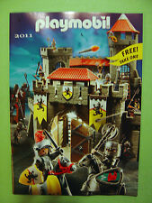 PLAYMOBIL 2011 USA CATALOG - WITH SPECIAL 2011 ADD ONS CATALOG -NEW-!!!!