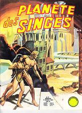 ! Rare PLANETE DES SINGES N°9 en EXCELLENT ETAT, COMME NEUF (MARVEL, STRANGE) !