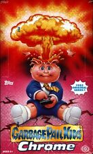 2013 Topps Garbage Pail Kids GPK CHROME OS1 complete 110-card refractor set A/B