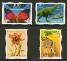 SERIE TIMBRES 3332-3335 NEUF XX LUXE  - FAUNE ET FLORE