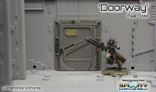 Infinity Miniature Accessories: Apartment Doors AWI10020