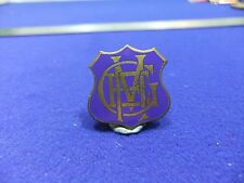 vtg badge crest shield gme gme mge school religion