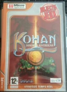 KOHAN IMMORTAL SOVEREIGNS | Comme neuf