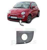 Pour Fiat 500 (312) 2007 - 2015 Neuf Avant Pare-Choc Feu Housse Bord