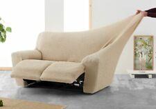 Funda sofa para sillon Relax de 1, 2 ,3 plazas bielastica silla pies juntos