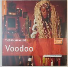 VARIOUS The Rough Guide To Voodoo SEALED lord nelson dr john baden powell