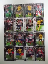 Panini WCCF 2017-18	Atletico Madrid complete 16 cards set GRIEZMANN KOKE Torres
