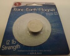 "Super Strong 1/2"" x 3/16"" Neodymium (12Lbs) Rare Earth Magnets Brand New"