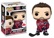 🏒🥅 Funko POP! Hockey Montreal Canadiens 22 Shea Weber NHL Vinyl Figure