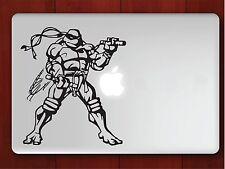 Ninja Turtle Michael Angelo Decal Sticker Skin Apple MacBook Air/Pro Laptop