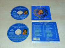 2CDs  Tom Jones - Millenium Collection  40.Tracks  1999  07/16
