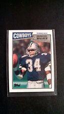 1987 Topps Herschel Walker Dallas Cowboys #264 Football Card