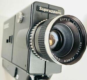Suprazoom VS-501 Auto Zoom Super 8 camera / Fully Functional / Film Tested
