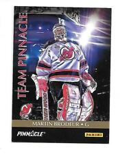 Martin Brodeur / Jonathan Quick 2013 Father's Day Team Pinnacle #11