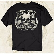 Sons of Anarchy Samcro Supporter T-Shirt Small