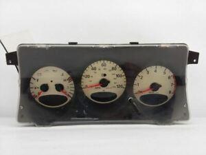 2004 - 2005 Chrysler PT Cruiser Speedometer Cluster 04671803AN