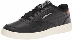 Reebok Men's Club MEMT Sneaker Black/True Grey/Brown 12