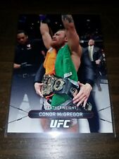 2015 Topps UFC High Impact #50 - CONOR McGREGOR - MMA card