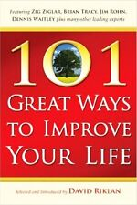 101 Great Ways to Improve Your Life - Proven Success Secrets by Top Experts *NEW