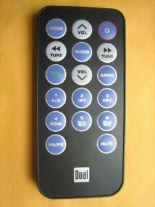 Dual  Remote XDM16BT, CMR322