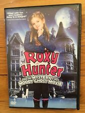 Roxy Hunter and the Mystery of the Moody Ghost Movie DVD