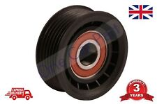 Guide Pulley V-Ribbed Belt Fits AUDI DODGE MERCEDES PORSCHE SSANGYONG VW 1996-