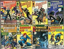 The Rawhide Kid   Vol. 1, Nos. 144, 148-150, Plus Later 4 Part Series  1977-1985