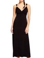 Boho Patternless Women's Maxi Dresses