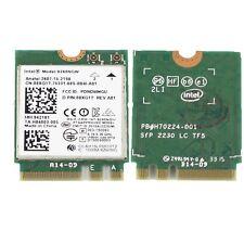 Intel Dual Band Wireless-AC 8260 8260NGW NGFF 867Mbps WIFI Card windows 7 8 10