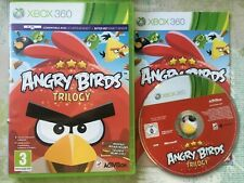Angry Birds Trilogy for Xbox 360 Game Complete