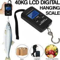 Tragbare elektronische hängende Fischerei Digital Pocket Hook Weight Waage Q4B6