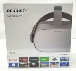 Oculus - Go 32GB Stand-Alone Virtual Reality Headset