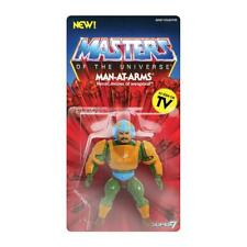 MASTERS OF THE UNIVERSE THE VINTAGE COLLECTION MAN AT ARMS ACTION FIG IN STOCK